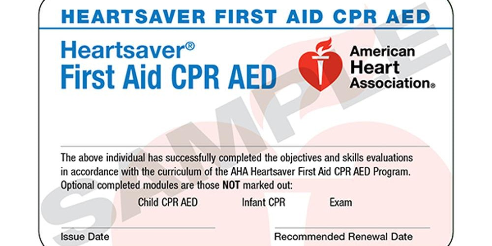Cpr First Aid Bbp Aed American Cpr Training Offers Oukasfo