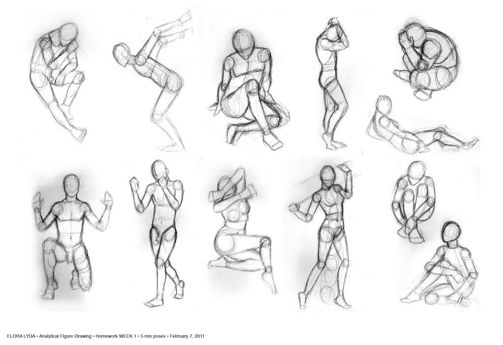 figure drawing ebooks how to draw people - 1023×702