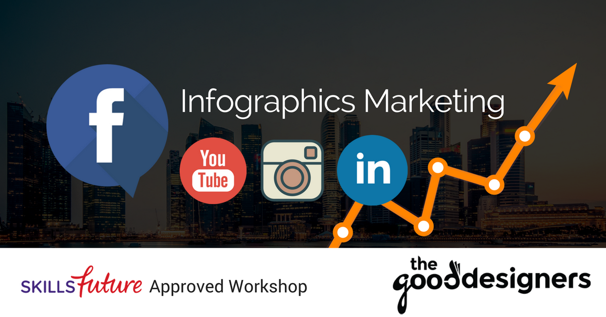 Infographic design course singapore