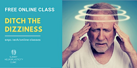 Ditch the Dizziness Educational Series tickets