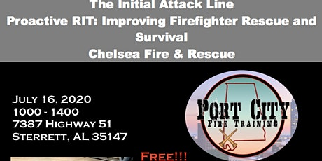 The Initial Attack Line / Proactive RIT Seminar tickets