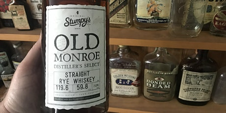 Pre-Prohibition Style Rye Tasting with Adam Stumpf (You get a sample!) tickets