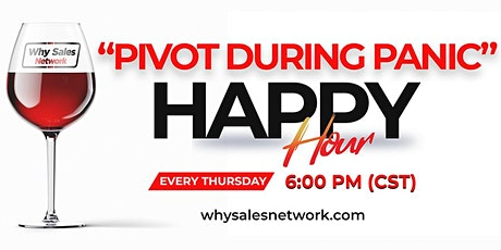 Pivot During Panic Happy Hour tickets