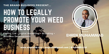 How to Legally Promote Your Weed Business Online tickets