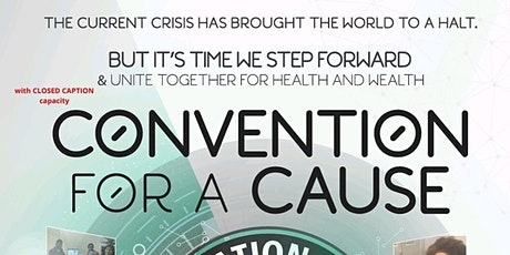 Convention With A Cause tickets