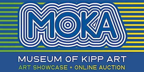 Museum of KIPP Art: Virtual Art Showcase & Auction Tickets