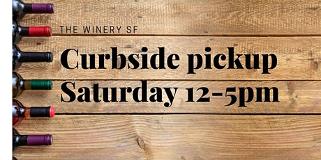Curbside Pickup! (10% discount when you order online) tickets