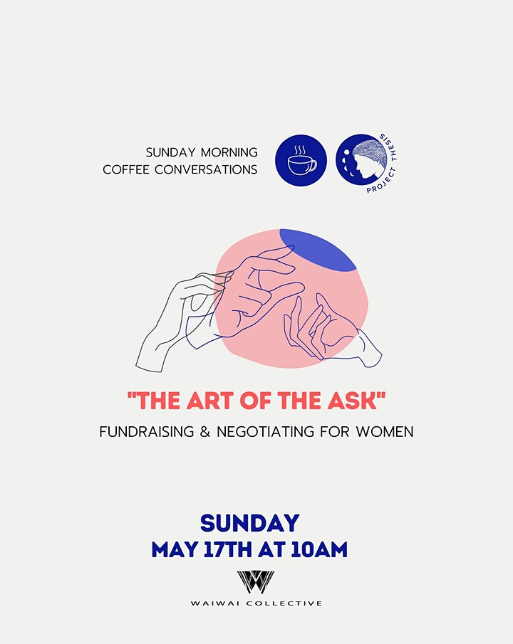 Art of the Ask: Fundraising and Negotiation for Womyn and Non-Binary Folx image