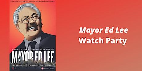 Mayor Ed Lee Watch Party tickets