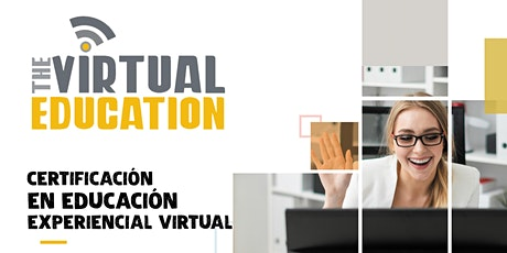 Certificación Educación Experienical Virtual boletos