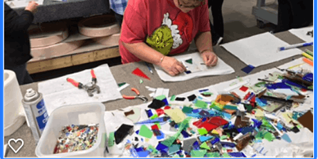 Fused Glass Class tickets