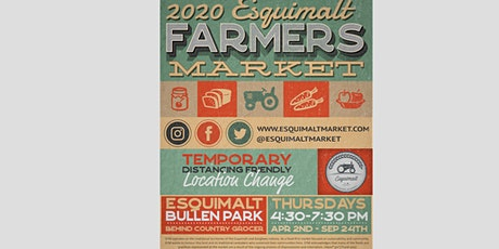 Esquimalt Farmers Market tickets
