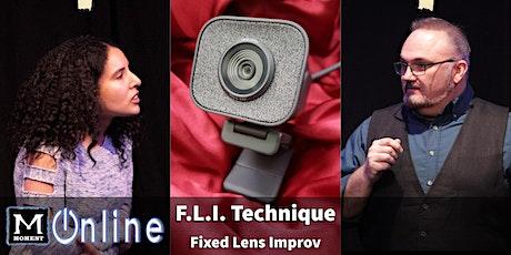F.L.I. Technique (Long-Form On-Camera Improv Class) tickets