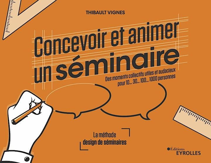 Image pour Design de séminaires : le bootcamp (2 jours), à Paris