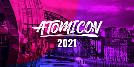 ATOMICON 2021 - UKs Leading Small Business Conference tickets