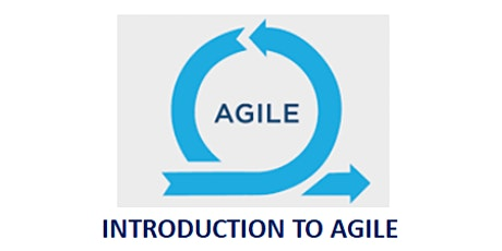 Introduction to Agile 1 Day Virtual Live Training in Canberra tickets