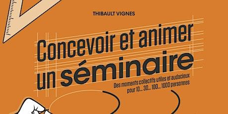 Design de Séminaires : Masterclass séminaires en grand nombre tickets
