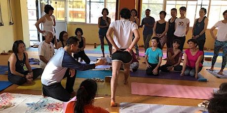 100 Hour Iyengar Yoga Teacher Training In Rishikesh, India tickets
