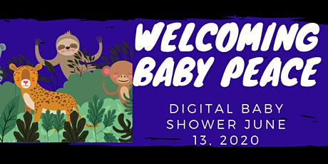 Baby Maples Digital Baby Shower tickets