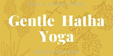 Gentle Hatha Yoga tickets