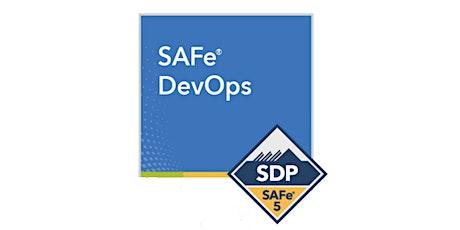 SAFe® DevOps 2 Days Virtual Live Training in Hamilton tickets