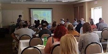Pennsylvania Medical Marijuana Dispensary Training Webinar - July 11th tickets