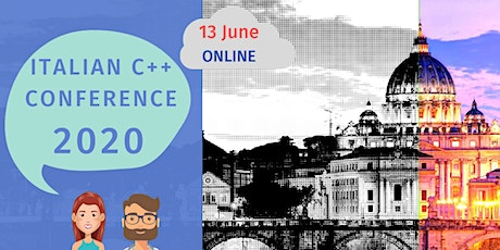 Virtual Italian C++ Conference 2020 tickets