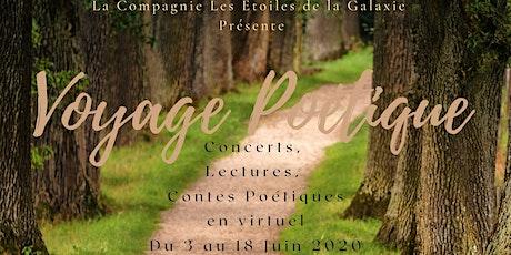 Voyage Poétique entradas