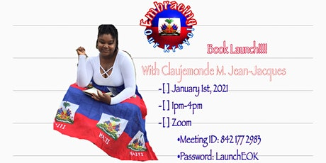 Embracing Our Kreyol: Book Launch Party tickets