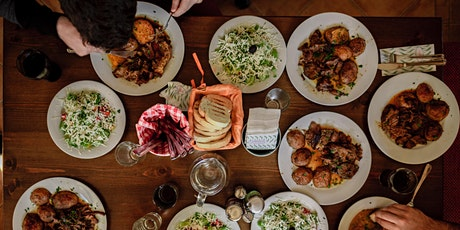 Cafe Culture - Cook, Dinner & Conversation Friday! tickets