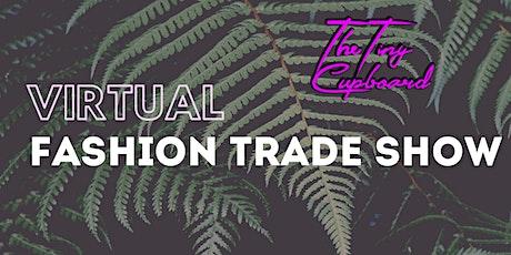 Virtual Fashion Trade Show: Meet The Founders & Shop tickets