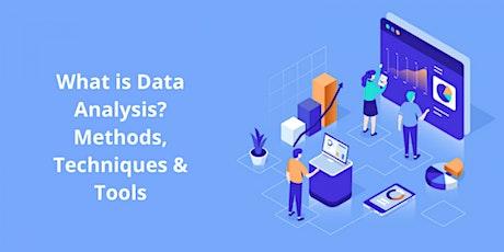 data analysis 101 for nonprofits tickets