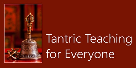 Tantric Teaching for Everyone tickets