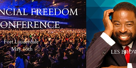 Financial Freedom Conferences tickets