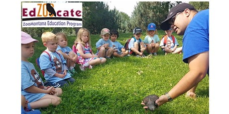 ZooVenture Camp: July 6-9, 2020 - Otters: Homes & Habitats! tickets