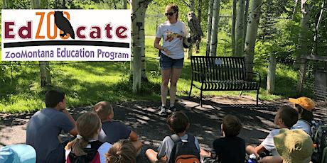 ZooVenture Camp, July 27-30, 2020 - Bears: Wildlife CSI! tickets