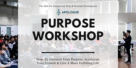Apologue Purpose LIVE Workshop (FREE) tickets