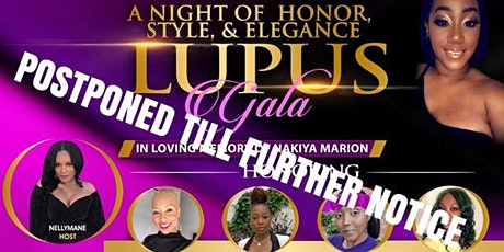 A Night of Honor, Style, & Elegance: Lupus Fundraiser Gala tickets