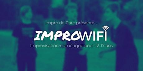 Impro Wifi par Impro de Parc tickets