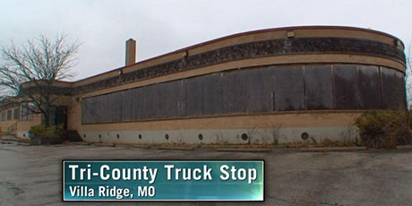 Tri County Truck Stop Ghost Adventure tickets