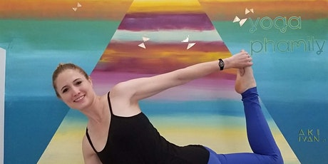 Live Online Yoga for Complete Beginners tickets