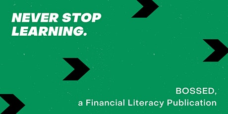 "Financial Literacy ""virtual article club"" tickets"