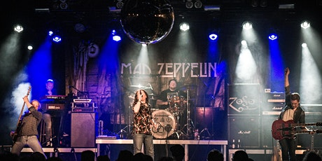 6. Rock uffm Bersch  Mad Zeppelin & Sabbra Cadabra Tribute to Black Sabbath Tickets