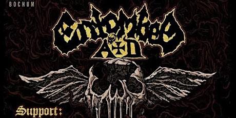 Entombed A.D. + Lifeless + Horresque Tickets