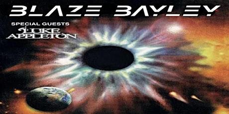 Blaze Bayley + Luke Appelton (Absolva / Iced Earth) Tickets