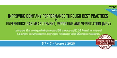 Greenhouse Gas Measurement, Reporting and Verification (MRV) tickets