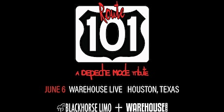 NEW WAVE TRIBUTE NIGHT: ROUTE 101 (DEPECHE MODE TRIBUTE) tickets