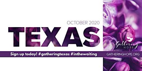 Gathering Texas tickets