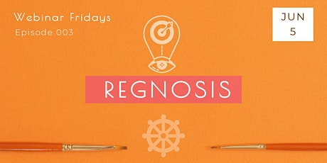 Regnosis: How to reimagine and manifest your future in the new world tickets