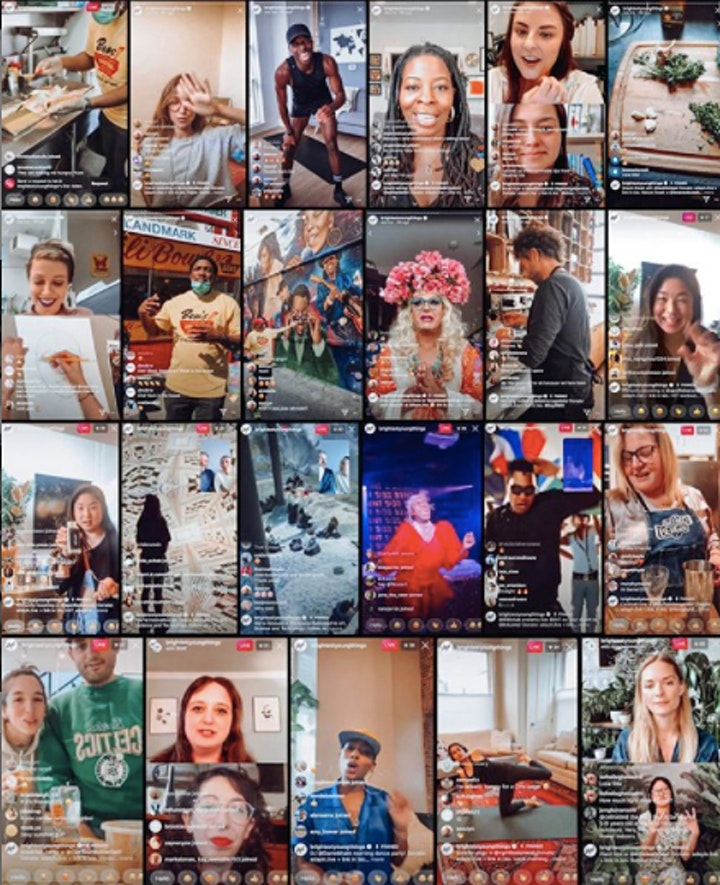 A Day IN DC: Instagram Livestream Small Business Festival and Fundraiser image